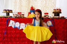 SNOW WHITE dress girls princess dress  practical princess dress style costume by loverdoversclothing on Etsy https://www.etsy.com/listing/233997446/snow-white-dress-girls-princess-dress