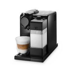 Cafeteira Elétrica Lattissima Touch Preta 220V -Nespresso