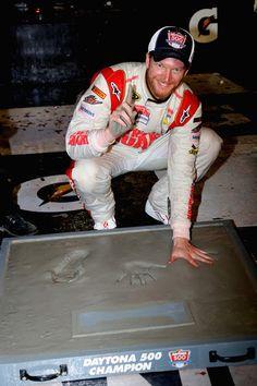 Dale Earnhardt Jr., Daytona 500
