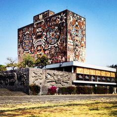Una de las muchas bellezas que tenemos en la Ciudad de México.