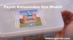 Peynir Kutusundan Oya Modeli 1 Facial Tissue, Portal, Personal Care, Create, Simple Eye Makeup, Hairstyle Man, Self Care, Personal Hygiene