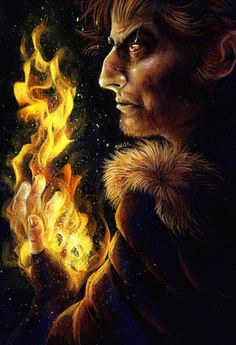 Fire God by ~OFools on deviantART