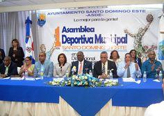 Alcaldía SDE celebra el Día Nacional de los Clubes con dirigentes deportivos