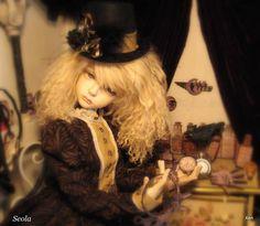 soul_in_silence: Steampunk BJD