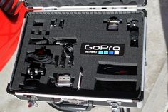 Harbor Freight case for GoPro.