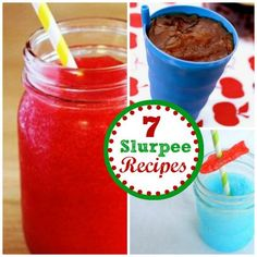 Homemade Slurpee Recipes