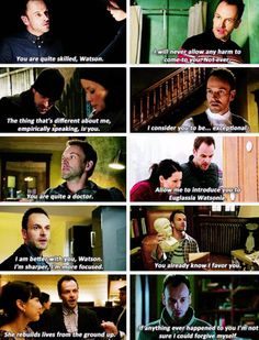 I'm better with you #elementary