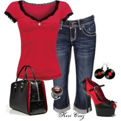 Young, Wild, and Free by keri-cruz on Polyvore