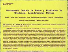 Discrepancia Dentaria de Bolton y Finalización de Ortodoncia: Consideraciones Clínicas | OVI Dental