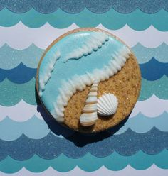 beach cookies - Buscar con Google