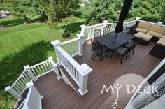 Azek Decking and Railing