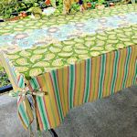 20+ Tablecloth Projects To Sew