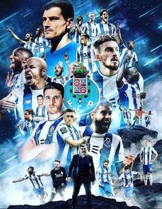 My lovers 😘😘😘 Soccer Players, Football Soccer, Soccer Teams, Fc Porto, Best Club, Photo Story, Cute Animals, Racing, World