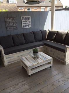pallet ideas – New Ideas Diy Patio Furniture Cheap, Pallet Patio Furniture, Outdoor Furniture Plans, Diy Garden Furniture, Outside Furniture, Sofa Furniture, Furniture Ideas, Simple Furniture, Palette Furniture