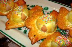 Tutte le ricette più buone le trovi qua: Ricetta di Pasqua: colombine dolci con uova