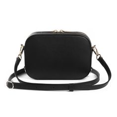 Celebs Are Loving This (Affordable!) Little Black Bag #refinery29 http://www.refinery29.com/pop-and-suki-best-sellers#slide-1 Pop & Suki Camera Bag, $195, available at Pop & Suki....