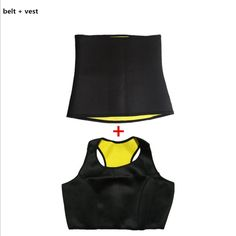 2017 women waist trainer corset vest tops control corset chest binder Neoprene slimming set