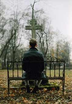 """Don't know whos grave it is... but this pic is very """"brothers Wanefield style""""."""