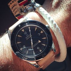 OMEGA Seamaster 300 Master Co-Axial Calibre 8400 Diver In Stainless Steel Circa 2015