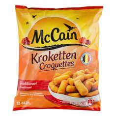 Mc Cain Aardappel kroketten. Verkrijgbaar bij A-supermarkten