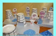 Eskimo craft idea for kids | Crafts and Worksheets for Preschool,Toddler and Kindergarten