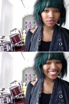 15 Negro Chica Corto Bob Peinados //  #Chica #corto #Negro #Peinados