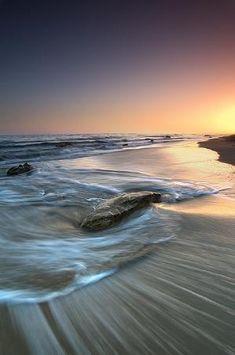 Beach by milagros