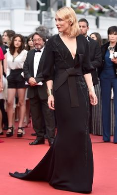Cate Blanchett in Armani Prive. Photo: © Getty Images