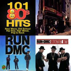#Mondayblues? Shake your rump to THIS! #GrandmasterFlash #RunDMC #JJFad #LLCoolJ #TLC #Coolio #Eminem #rap #hiphop
