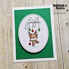 MAMA ELEPHANT: Reindeer Games – Doodlebugs