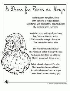 Cinco de Mayo Kids Poems