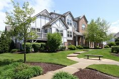 """BUYER GOT COLD FEET-- OPPORTUNITY KNOCKS! Fabulous opportunity in Concord Village to own an UPGRADED townhome! This interior unit features: cherry hardwood floors, amazing kitchen w/custom stone backsplash, 42"""" cabinets, granite counters and serving area + stainless steel appliances."""