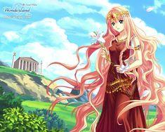 Wlo.Venus Wonderland Online, Diabolik Lovers, Princess Zelda, Nature, Anime, Fictional Characters, Venus, Earth, Naturaleza