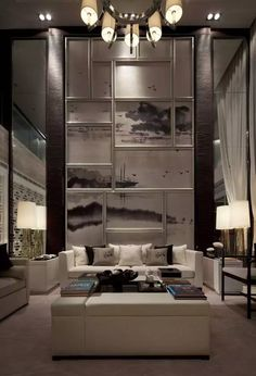 Homes inside + out Interior Design, Residential Interior, House Interior, Living Room Designs, Interior, Luxury Interior, Room Design, Hotel Interiors, Interior Decorating