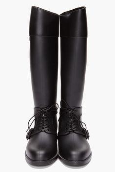 $295 Givenchy rainboots