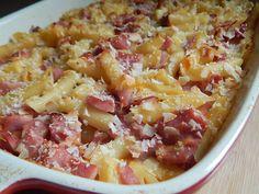 Hawaiian pasta bake | Drizzle Me Skinny! | Bloglovin'