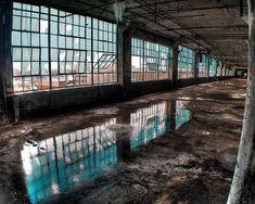Detroit - Fisher Hallway
