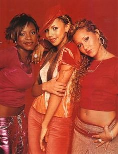"3LW (initialism of ""3 Little Women"") was an American hip hop soul girl group that enjoyed a number of modest hits during the early 2000s. Its founding members were Adrienne Bailon, Kiely Williams, and Naturi Naughton. Jessica Benson later replaced Naughton after she left the group in 2002. 3LW was signed to the label Epic Records, and later moved to So So Def."