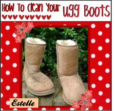 """How to clean your ugg boots"" by tip-glitter-girls ❤ liked on Polyvore"