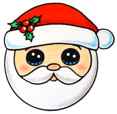 Kawaii Christmas Drawing Ideas - Style and More - All kinds of trendy ideas Easy Christmas Drawings, Christmas Doodles, Christmas Art, Christmas Ideas, Chibi Kawaii, Kawaii Doodles, Cute Easy Drawings, Cute Animal Drawings, Kawaii Girl Drawings