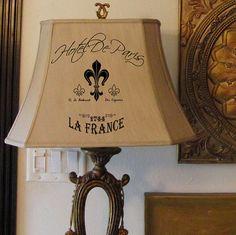 Find A Lamp Shade Goodwill Use My Fleur De