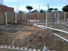 Unício de Obra - Construção com tijolos ecológicos de solo-cimento
