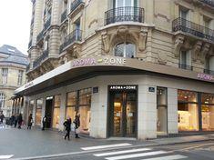 Notre espace boutique-spa-atelier à Paris Odéon - Aroma-Zone