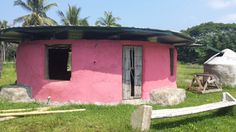The earthbag Erakor Women's Center withstood Cyclone Pam and helped local families survive.