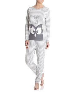 grey Whispers Owl Twosie