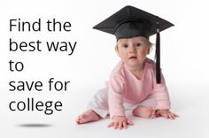 Which College Savings Plan Is Right for You? – Finance tips, saving money, budgeting planner College Fund, Saving For College, Money Saving Mom, Mo Money, College Planning, College Tips, Retirement Planning, College Savings Plans, Budgeting Finances