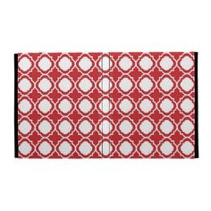 Red White Pattern caseable ipad folio iPad Folio Case