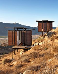 The world's most amazing small architecture—from a mobile hotel room in Austria to a hut on sleds in New Zealand