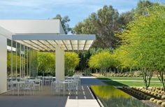 如此极致的景观,不得不服 Landscape Architecture, Landscape Design, Garden Design, Desert Landscape, Interior Architecture, Outdoor Spaces, Outdoor Living, Outdoor Decor, Cool Landscapes