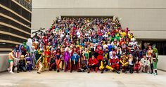 Marvel, The Gathering | Dragon Con 2012